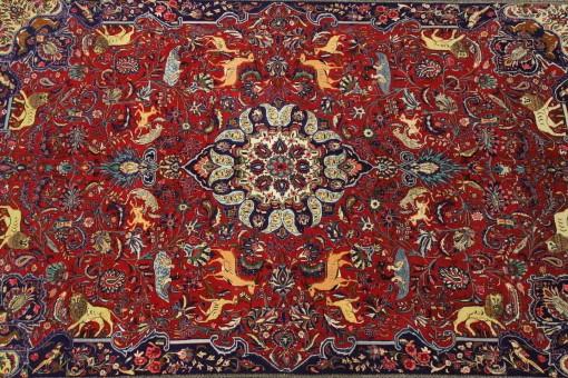 Schah Pahlavi Museum Teppich Unikat