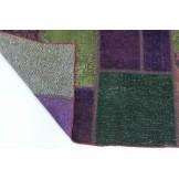 Exclusiv Patchwork fein Perser Teppich 2,33 X 1,63