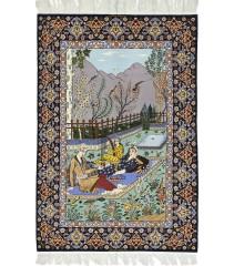 Isfahan auf Seide
